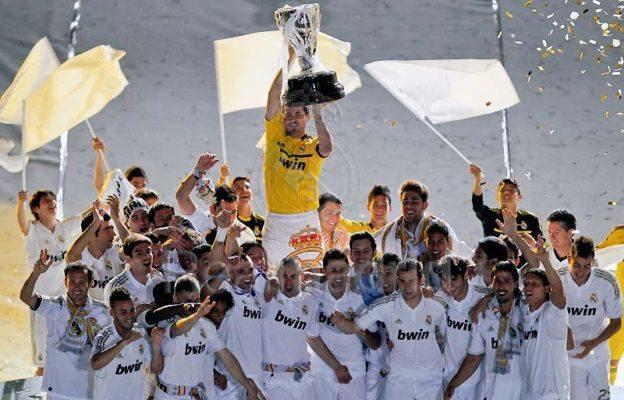 Spanish La liga Past Winners