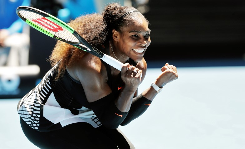 Serena Williams most charitable athletes in the world 2018