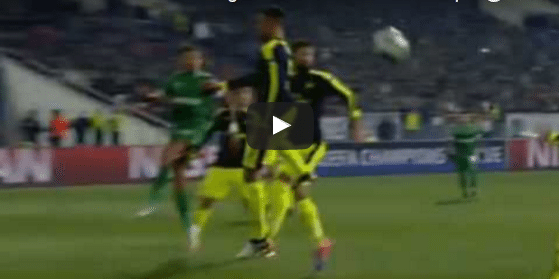 Ludogorets 2-3 Arsenal Mesut Ozil Goal Video Highlight Download