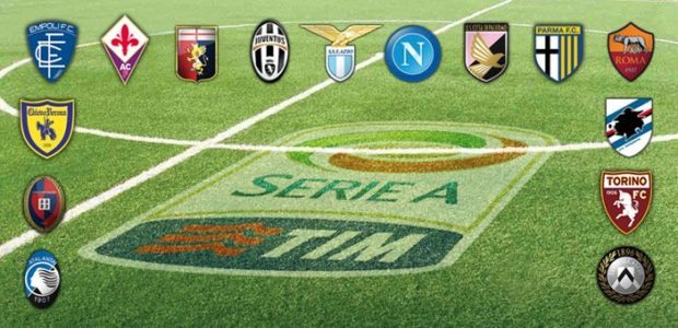 Italian Serie A Past Winners List - Past all time winners 1898-2017
