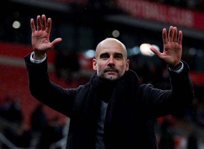 Predicted Premier League Table & Possible Earnings 2018 Pep Guardiola