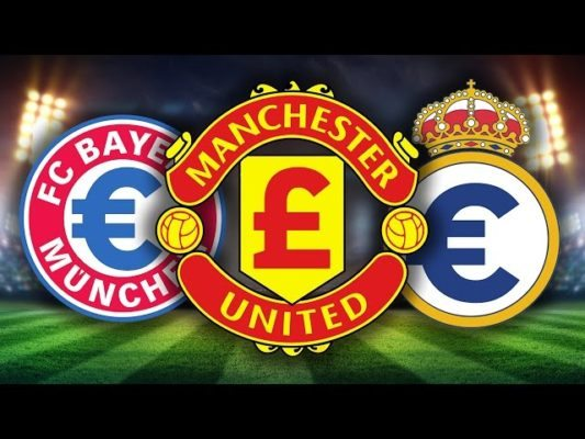 Top 20 Richest Football Clubs in the World 2016