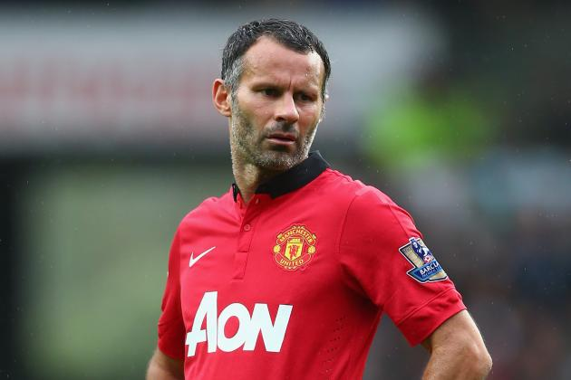 Ryan Giggs is one of the Top one club footballers 2018