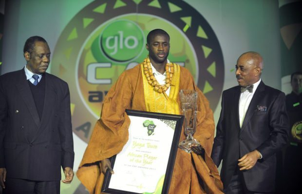 Past Winners of The African Footballer of The Year