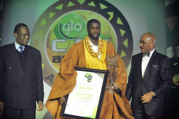 African Footballer of The Year winners list - all past winners