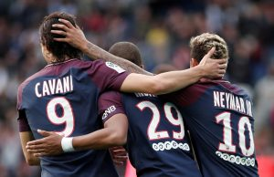 Paris Saint Germain Players Salaries 2017 (Weekly Wages)