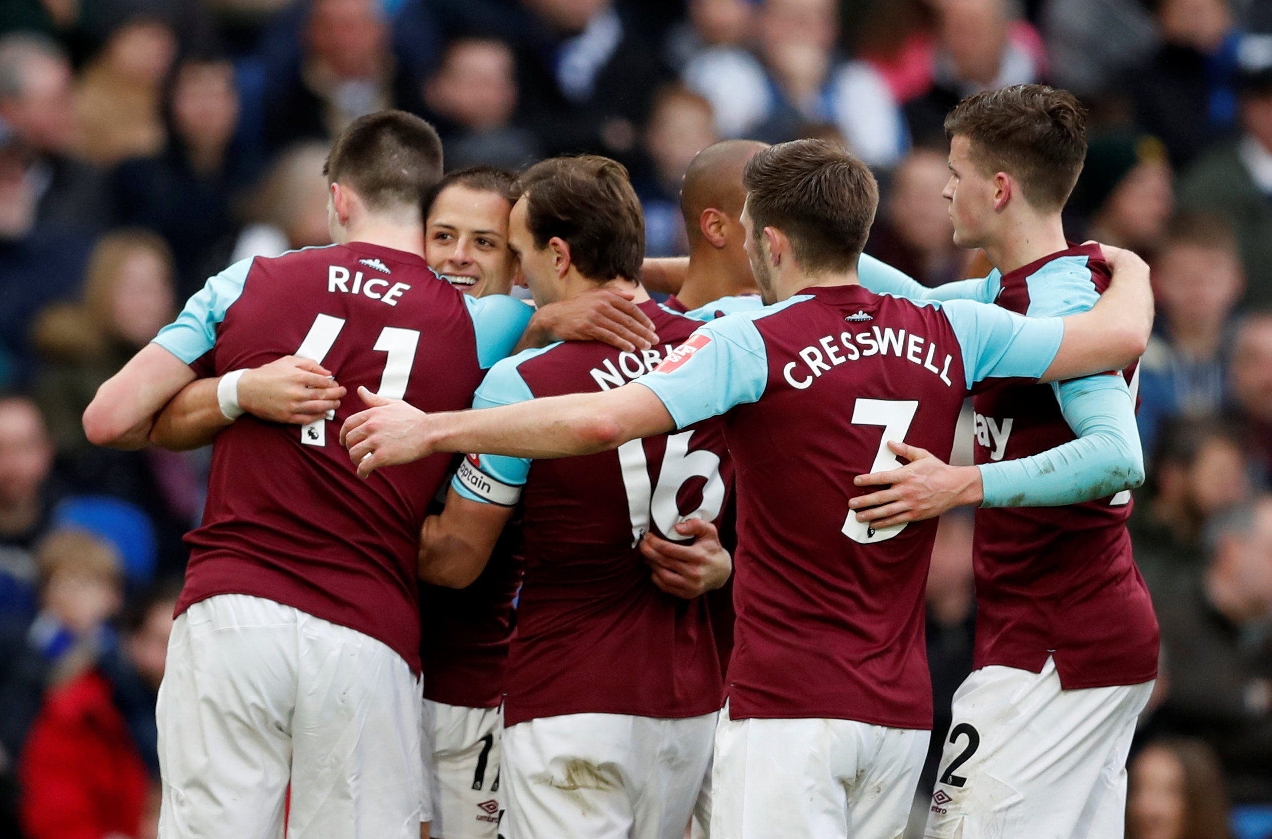 West Ham United 2018/19 salaries