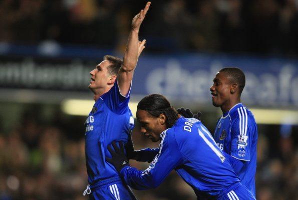 Chelsea FC'S GREATEST 11 Lampard Drogba Kalou