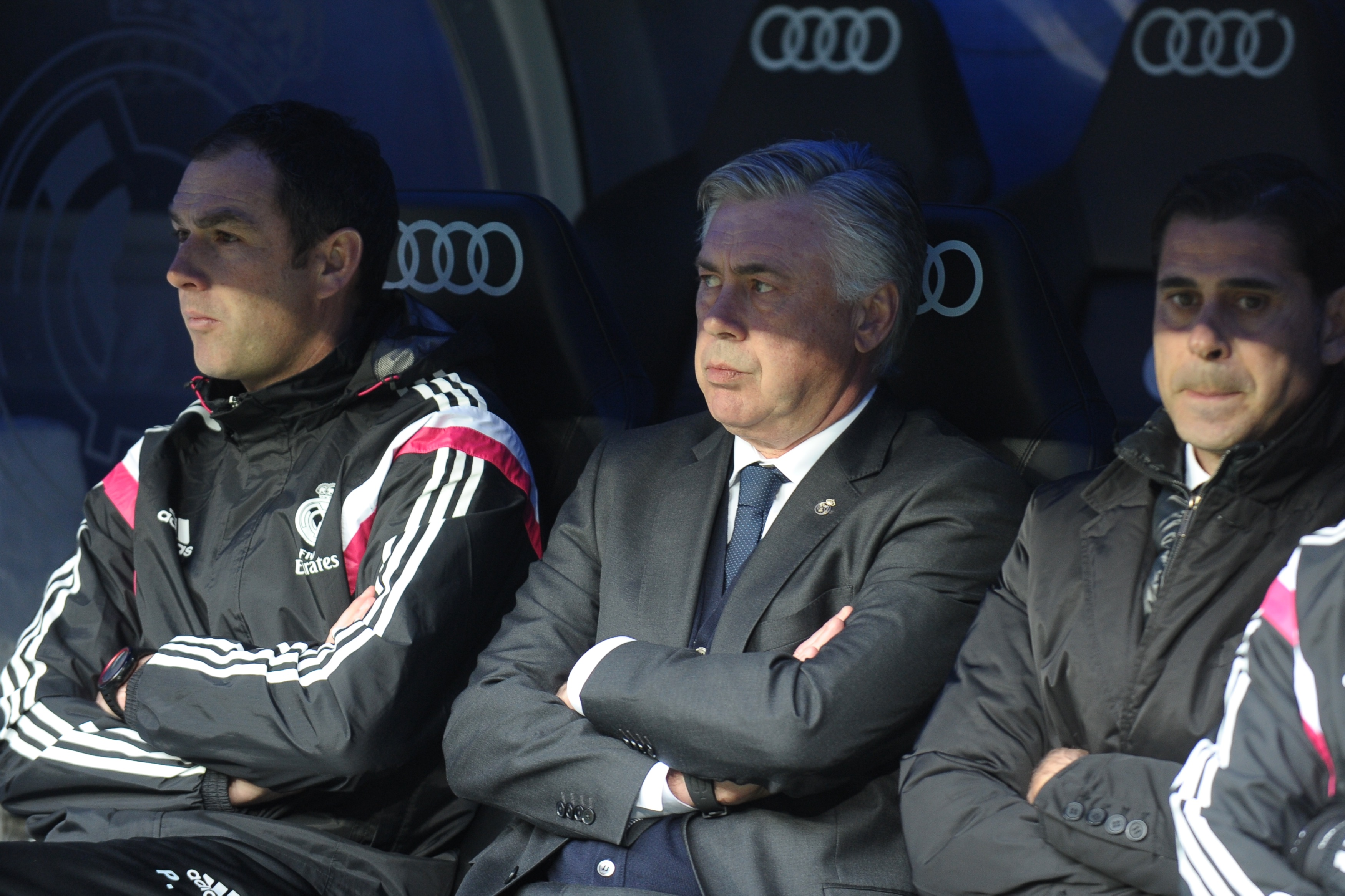 Craziest managerial sackings Carlo Ancelotti Real Madrid