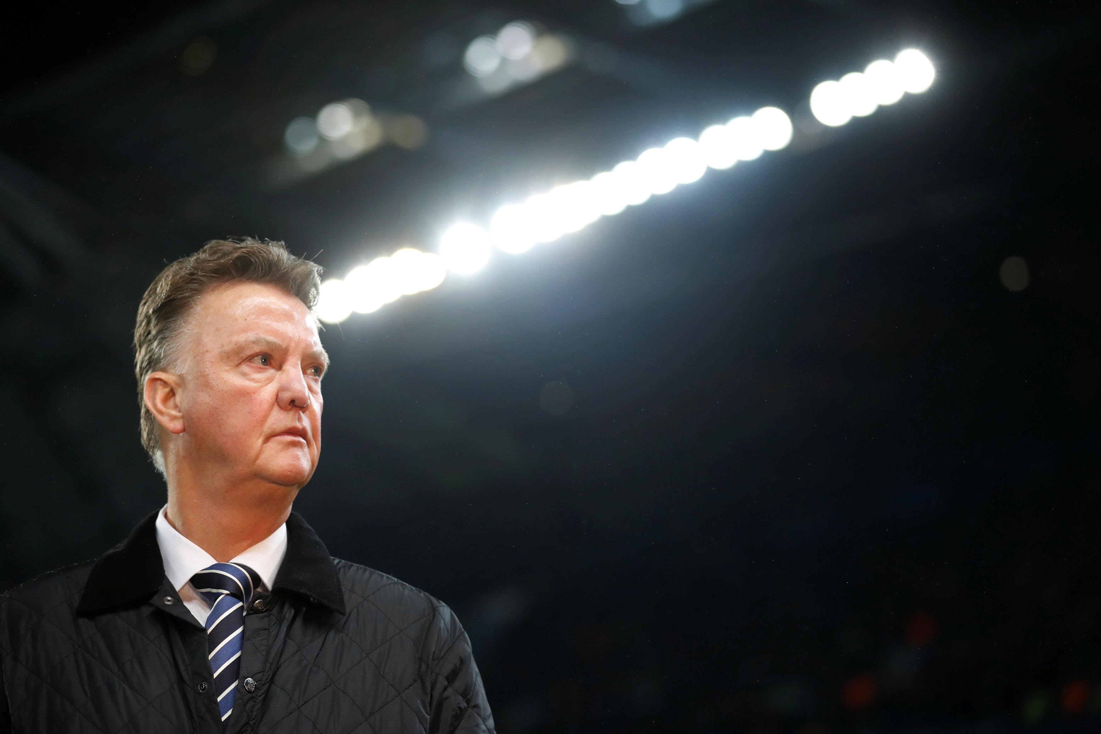 Craziest managerial sackings Louis Van Gaal