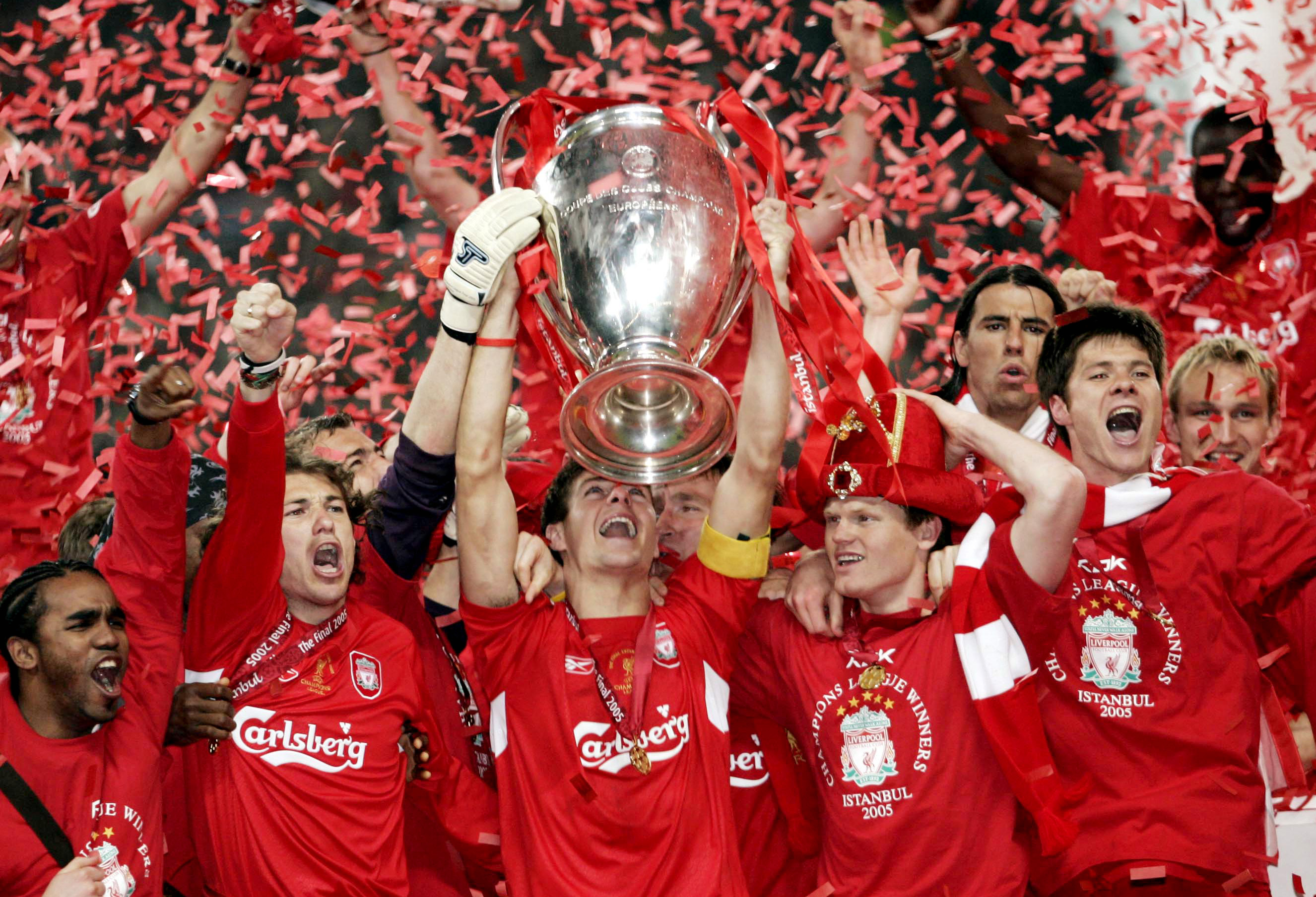 Greatest comebacks in Champions League history Liverpool AC Milan