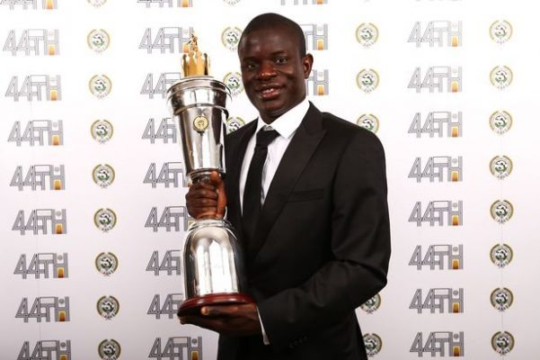 PFA Players' Player of the Year Award 2017