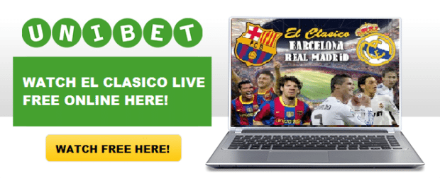Real Madrid vs Barcelona El Clasico Live Stream