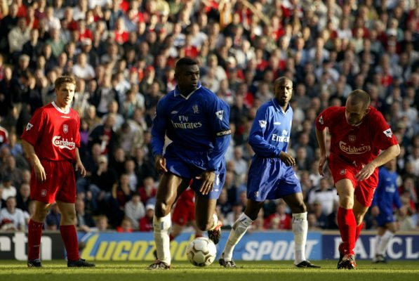 Marcel Desailly is one of the best centre-backs in Premier League ever