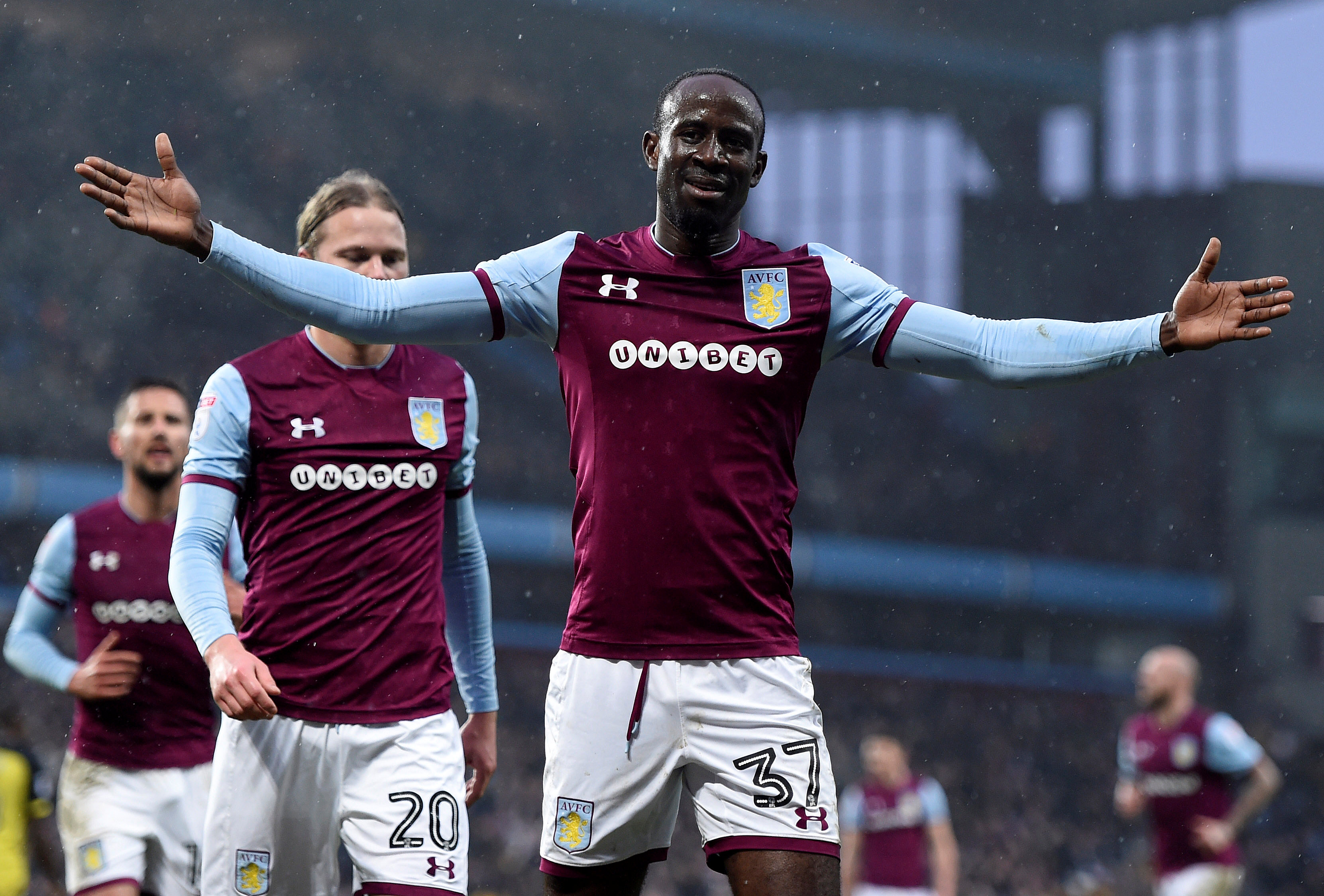 Aston Villa Players Salaries 2018/19