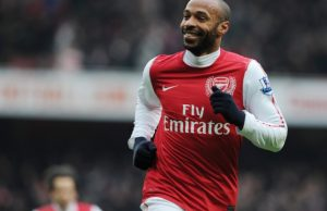 Best Champions League strikers Thierry Henry