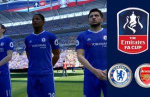 Chelsea FC vs Arsenal FC - 2017 Emirates FA Cup Final