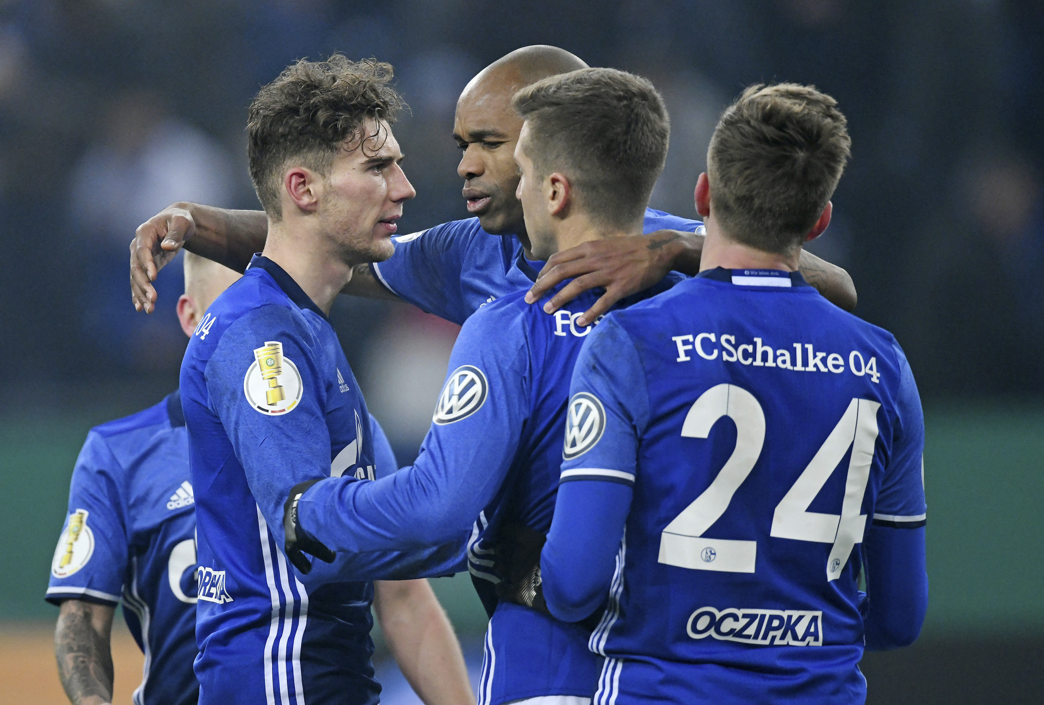 New form of Schalke 04 2017-2018 99