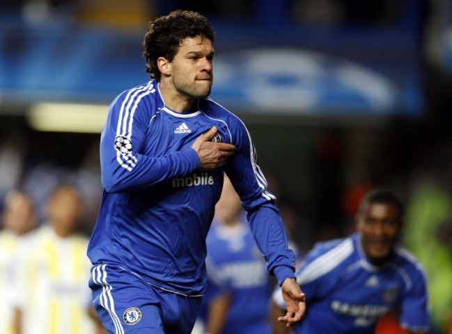 Greatest players never to win the Champions League Michael Ballack