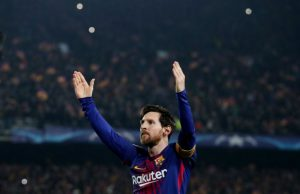 Lionel Messi is one of the All Time Leading Barcelona Top Goalscorers