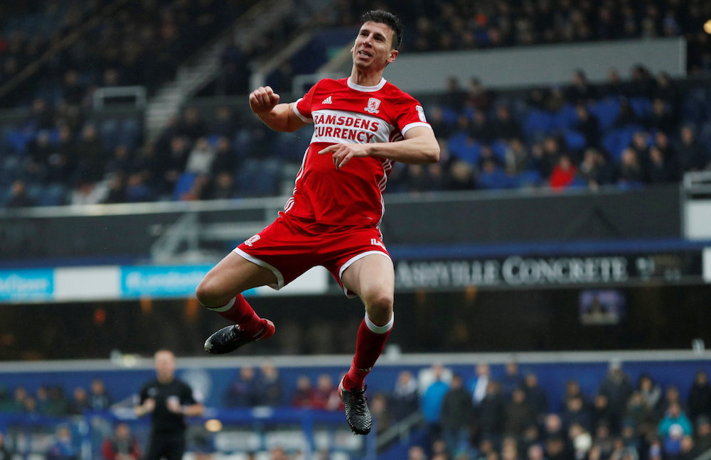 Middlesbrough FC Players Salaries 2019