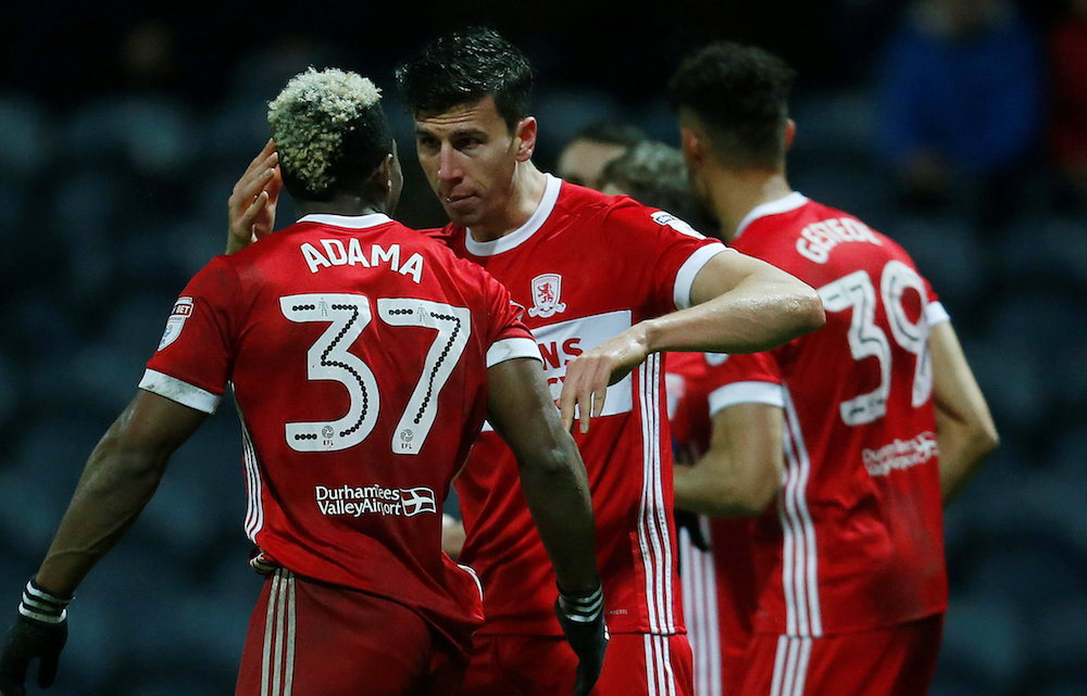 Middlesbrough FC Salaries 2019