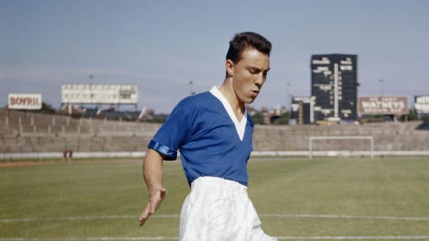 Chelsea top scorers list Jimmy Greaves