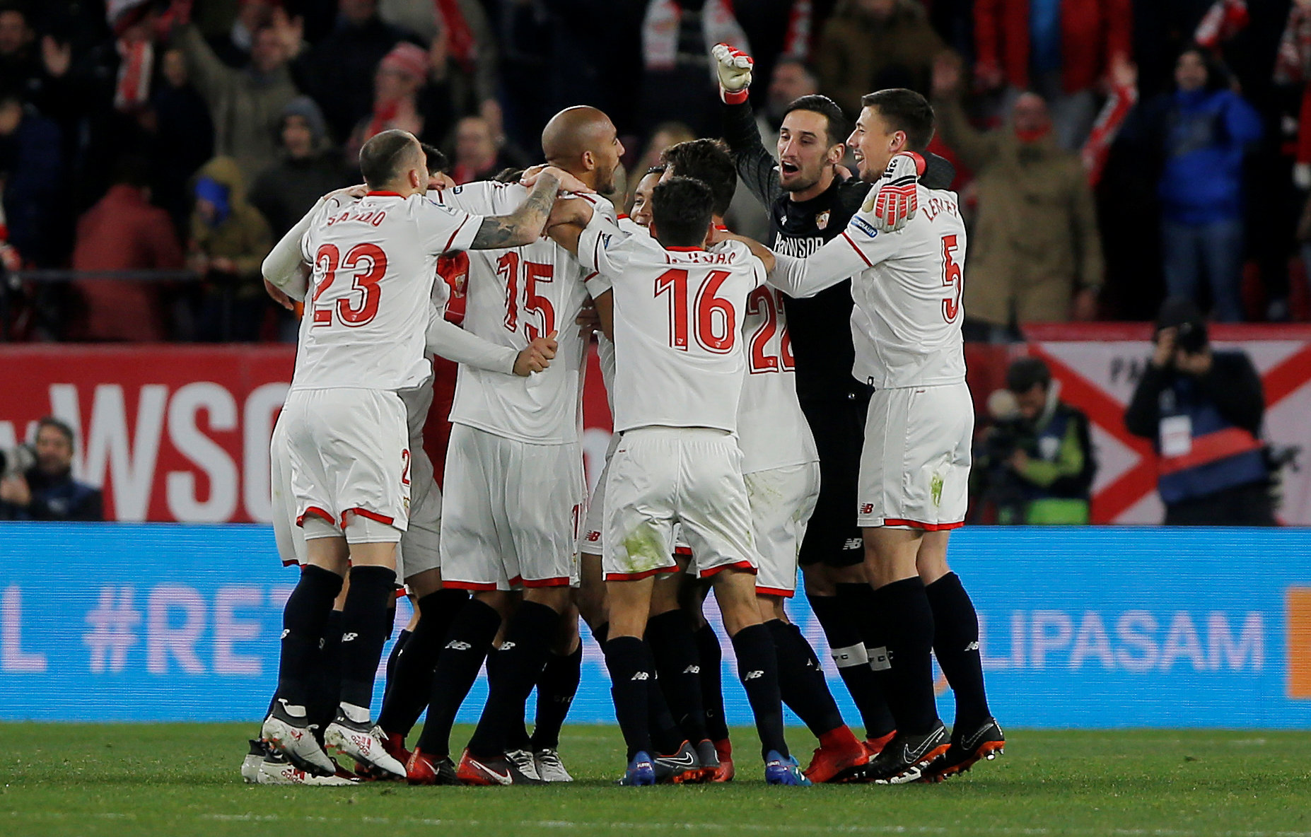 Sevilla FC 2019 salaries