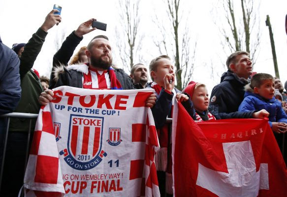 Stoke City Players Wages 2018