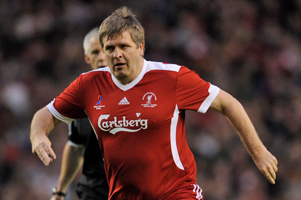 Top 10 Fattest Players in Premier League History 11