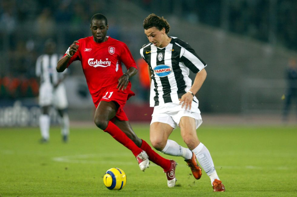 Worst players to win Champions League Traore
