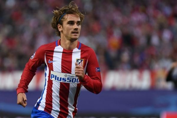 United, City and Barcelona to battle it out for Atletico star!