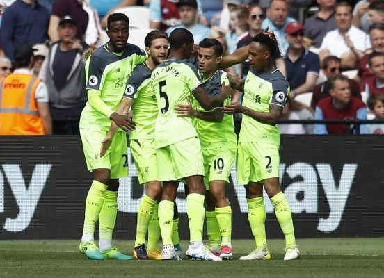 West Ham 0-4 Liverpool: 5 things we learned! 10