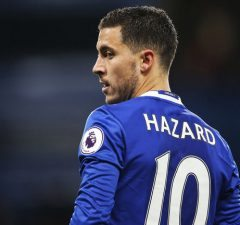 Hazard will stay at Chelsea IF they buy two world class players?