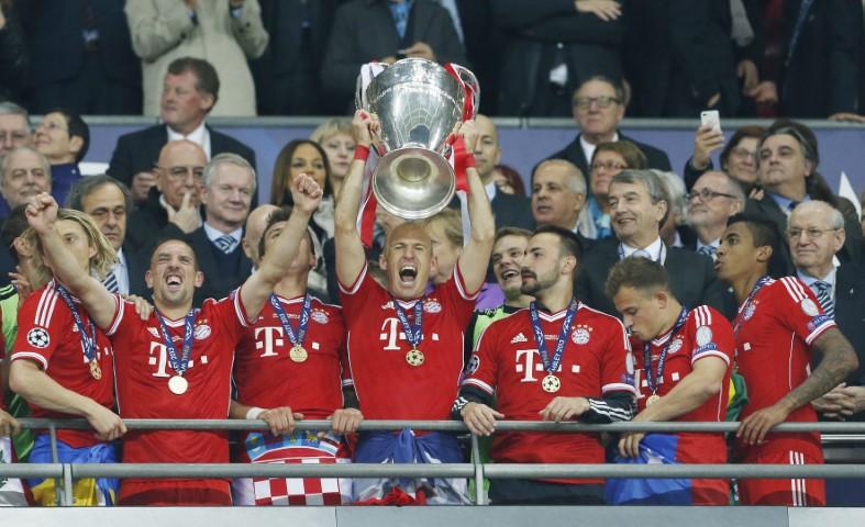 Most successful Champions League teams Bayern Munich