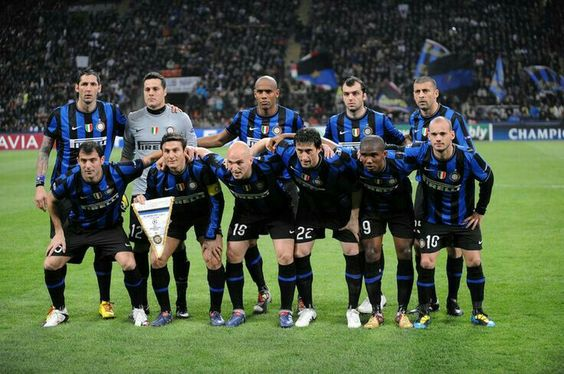 Most successful Champions League teams Inter Milan