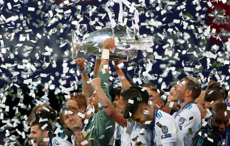 Most successful Champions League teams Real Madrid
