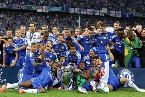 English teams with the most Champions League titles
