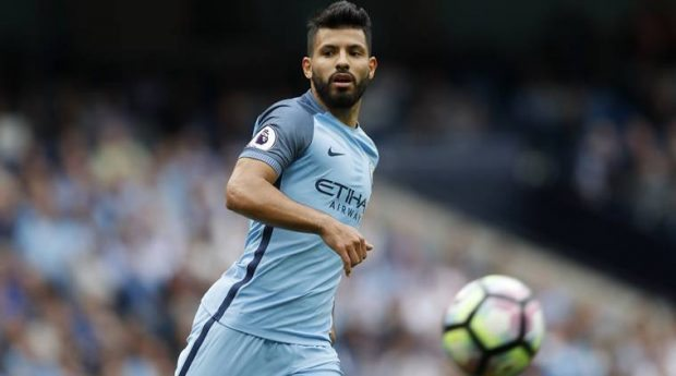 Manchester City Players Aguero 2018 19