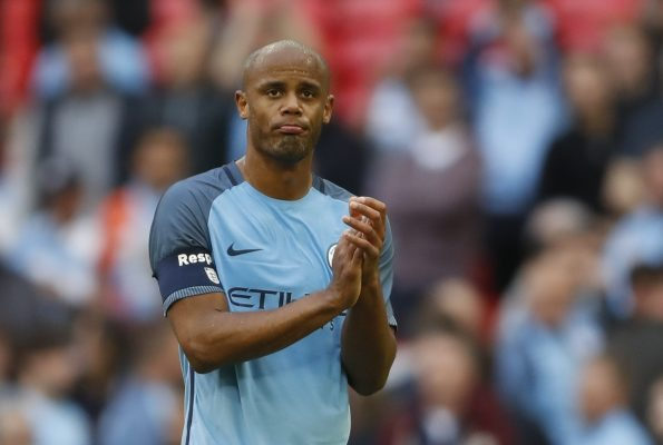 Manchester City Players Kompany 2018 19