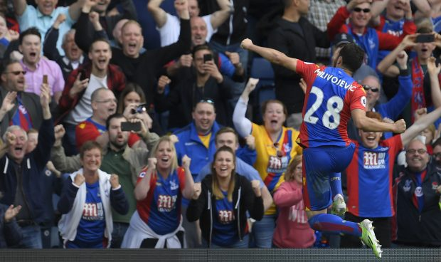 Crystal Palace FC Transfers List 2019