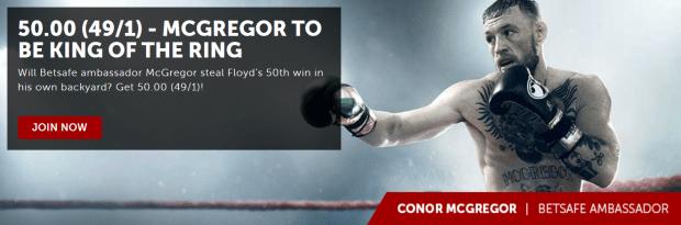 Floyd Mayweather vs Conor McGregor stream