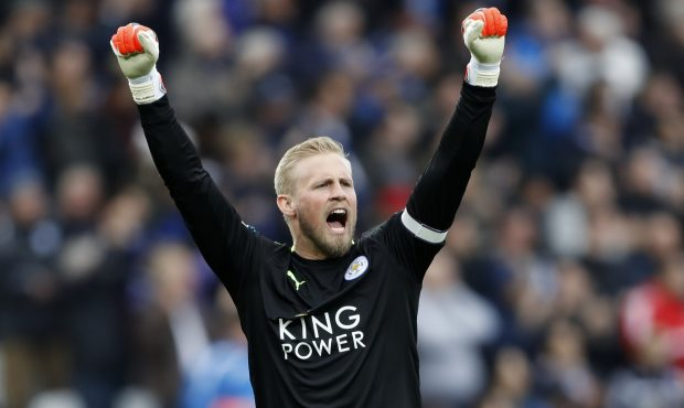 Leicester City FC Squad, Team, All Players Schmeichel 2018 19