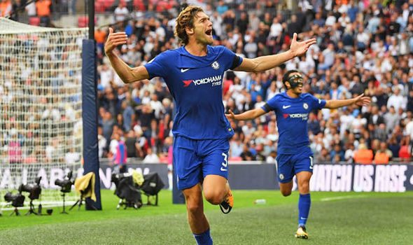 Marcos alonso is one of the is one of the Top 10 Best Left Backs In Football 2019