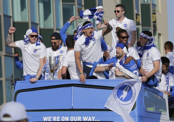 Brighton & Hove Albion FC Players Salaries