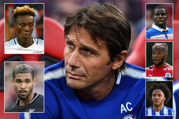 Chelsea players out on loan 2017 - list of all players out on loan 2017/18!