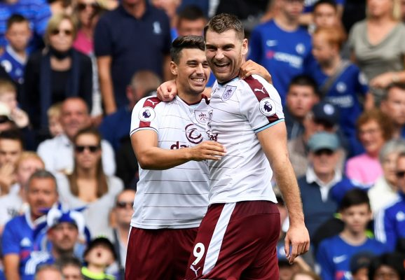 Burnley Forwards 2019