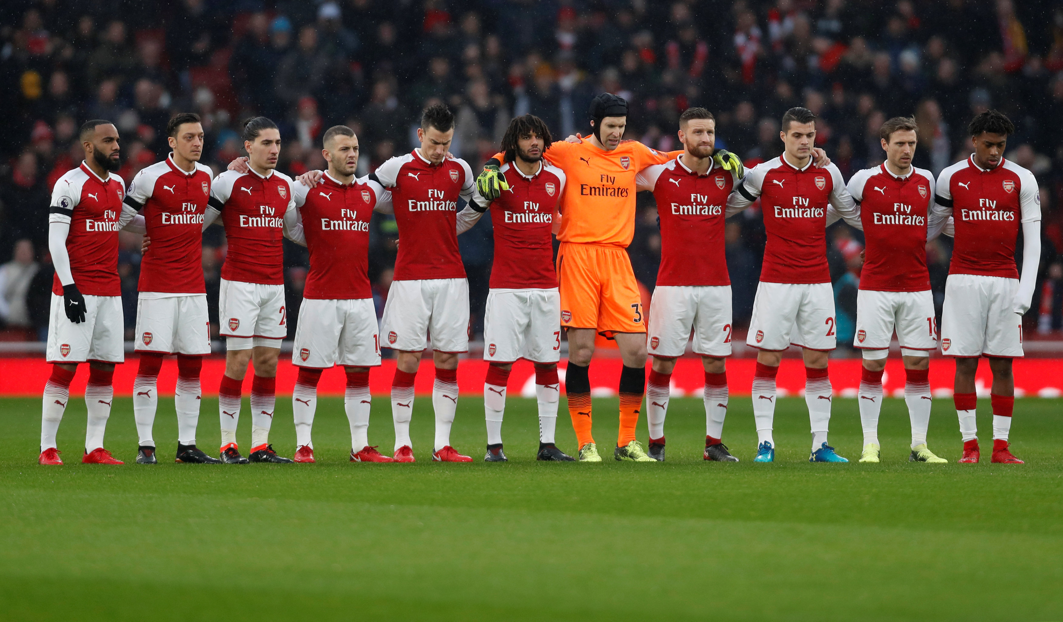 Arsenal Gallery: Arsenal FC Squad, Team, All Players 2018/2019- Arsenal
