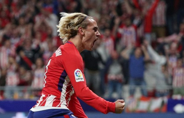Atletico Madrid Squad, Team, All Players 2017 2018 Griezmann