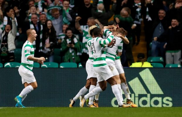Celtic vs PSG live stream free preview, predictions, TV channels time Griffiths Sinclair - Champions League 2017 18